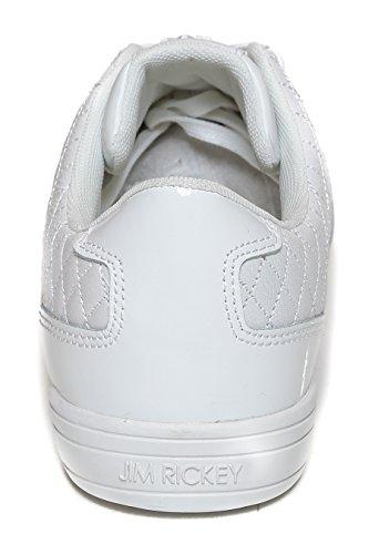 Jim Rickey - Basket Homme Jim Rickey Jr5 2.0 White