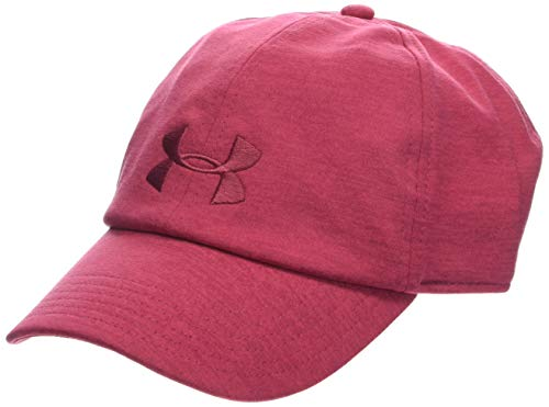 Under Armour Women's Twisted Renegade Cap, Impulse Pink//Impulse Pink, One Size Fits All
