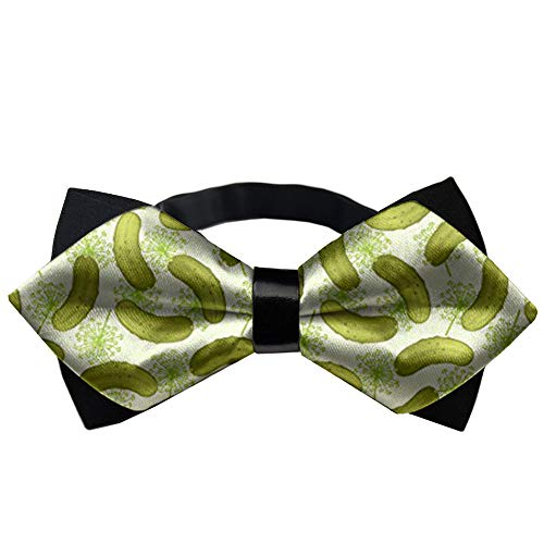 - Classical Polyester Men Boy formal Boe Ties, Adjustable Tie, Gift for Suit, Tuxedo, Uniform, Festival, Party, New Dill