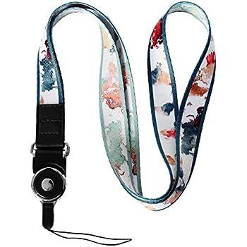 Amazon com: Phone Lasso Smartphone Wrist Strap & Neck Strap