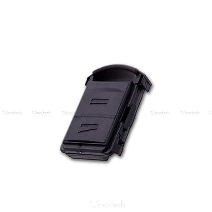 Carcasa para llave mando a distancia con 2 botones, para Opel Corsa, Meriva, Combo, Agila, Astra