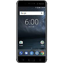 "Nokia 6 5.5"" Global Version (4GB, 64GB) Snapdragon 430 Octa Core FDD LTE Smartphone (Matte Black)"