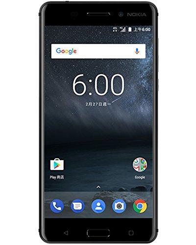 Nokia 6 Ta 1000 64Gb Black  Dual Sim  5 5   Gsm Unlocked International Model  No Warranty