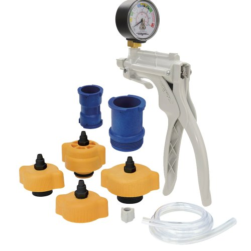 Mityvac MV4560 Radiator/Cooling System and Pressure Test Kit (Tester Pressure)