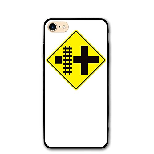 Symbol Shield Road Sign (Railway Train Signs Iphone IPhone 8/8s Shell Iphone Protector Protective Containment For 8/8S 4.7Inch)