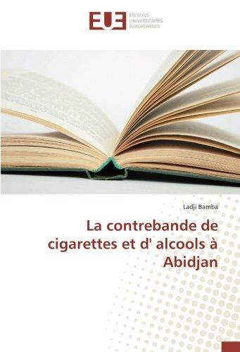 La contrebande de cigarettes et d