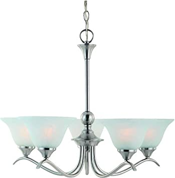 Nuvo Lighting 60 4085 Three Light Chandelier