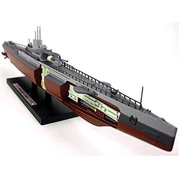 german type ix submarine u 181 1 350 scale diecast metal model