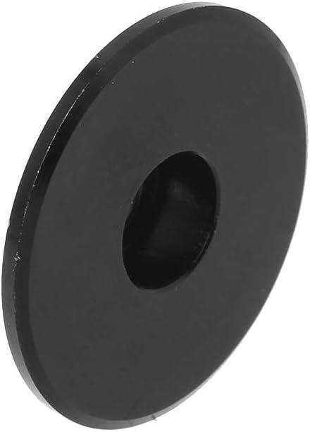 YUZI Capuchon de casque de v/élo en alliage daluminium ultra l/éger color/é pour fourche avant