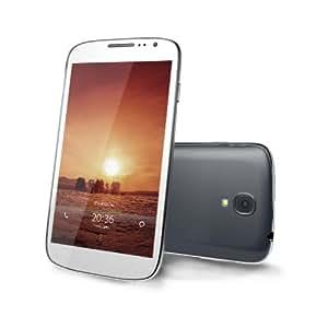 "Cubot P9 Android 4.2 3G WCDMA Smartphone 5 ""QHD MTK6572W Dual Core 1.3GHz Dual 5MP/2MP Dual Shoot 512M RAM +4 GB ROM Bluetooth GPS(blanco)"