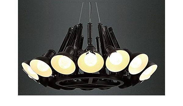 GOWE Dear Ingo araña retráctil 16 cabeza luces lámpara de ...