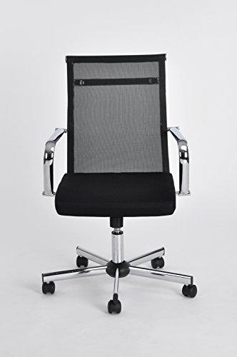 office desk chair adjustable mesh
