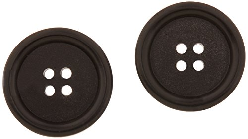 Blumenthal Lansing Slimline Buttons Series 2-Navy 4-Hole 1