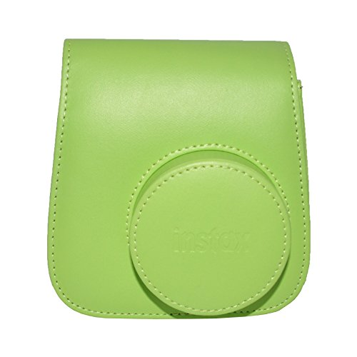 Fujifilm Instax Groovy Camera Case - Lime Green (Mini Case Camera Bag)