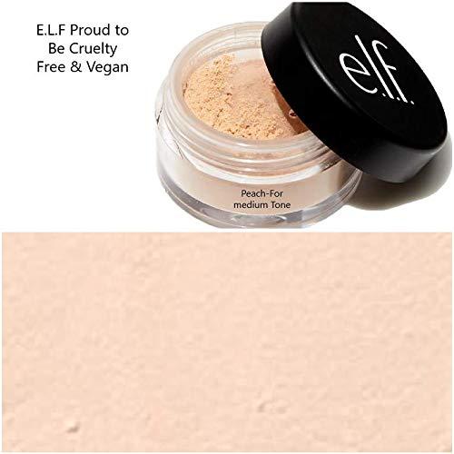 E.L.F Correct & Set Eye Powder (PEACH) Medium Tone