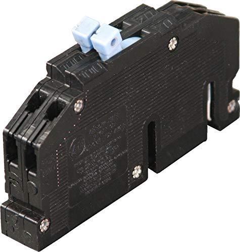 Type RC 38 Circuit Breaker DOUBLE USED 2 Pole 50-50 Amp