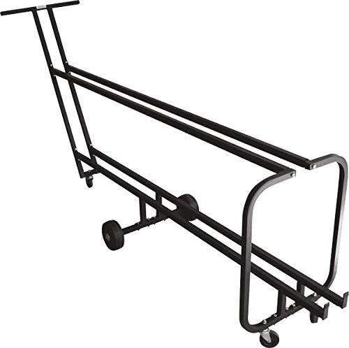 Manhasset Model 1910 Storage Cart for Music Stands Acoustic Guitar Bridge Pins