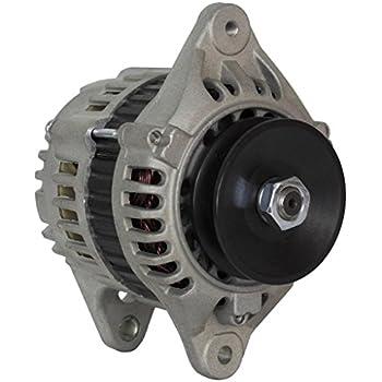 NEW Alternator Fits Isuzu 4L55 4LB1 4LC1 4LE1 Marine Engines 66021590M