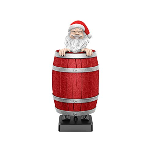 Mrs Bucket Costumes - Pausseo Automatic Cigarette Box Hold Santa