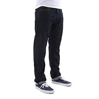 cd32863e Carhartt Vicious Pant - Landers Cotton Blue Rinsed 36/34: Amazon.co.uk:  Clothing