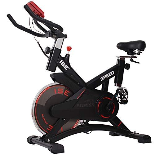 🥇 ISE – Bicicleta ergómetro para apartamentos. Soporte para brazos