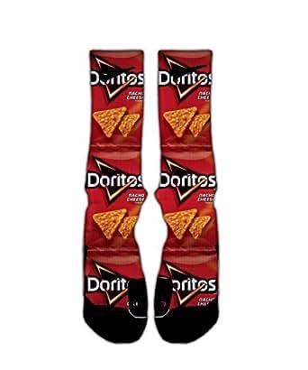 Buffalo Doritos II Custom Socks