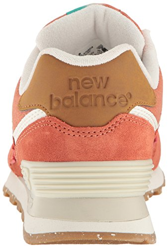 New Wl574sea Basses Femme Sneakers Orange Balance wUqH7nxBaw