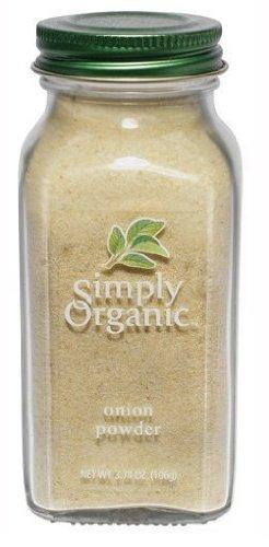 Simply Organic Btl Onion Powder Org