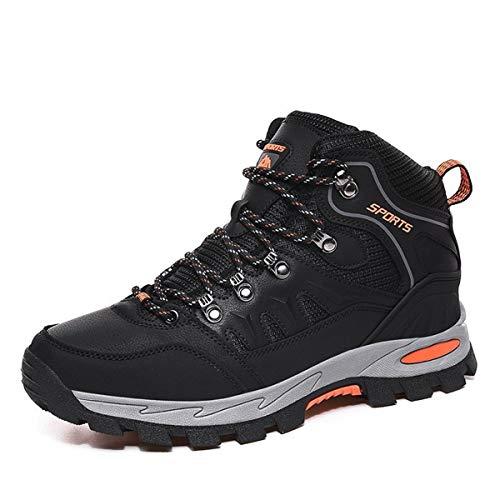 Chaussures de Randonnée Homme Femme Bottes de Marche Chaussures Montante Hiver 1