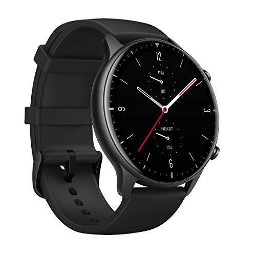 Amazfit GTR 2 Smart Watch, 1.39″AMOLEDDisplay, SpO2 & Stress Monitor, Built-in GPS, Bluetooth Phone Calls, 3GB Music Storage, 14-Day Battery Life, 90 Sports Modes (Sport Edition)