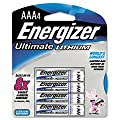 Energizer EVEL92BP4 e2 Lithium General Purpose Battery