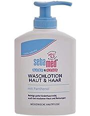 Sebamed Baby tvättlotion hud & hår, 3-pack (3 x 200 ml)