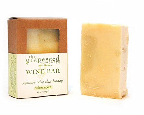 Soap - Wine Bar Soap Summer Crisp Chardonnay By the Grapeseed Co