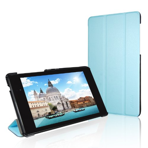 Nexus 7 Case, JETech Slim-Fit Case Cover for Google Nexus 7 2013 Tablet w/Stand and Auto Sleep/Wake Function - Case Tablet 7 Nexus Inch