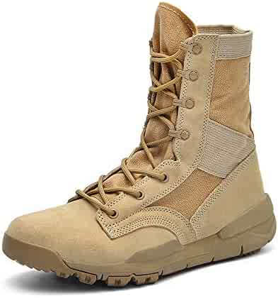 07a4dfa0f57 Shopping 5 - Beige - Boots - Shoes - Men - Clothing, Shoes & Jewelry ...