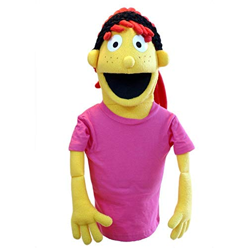 Puppet Professional Girl (Customizable Girl Puppet #1 - Professional Puppet Ministry, School, Church)