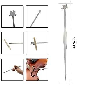 violin hook up