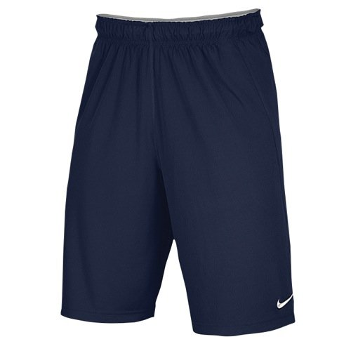 Nike Mens Dri Fit Athletic Shorts, Navy, Large - NEW