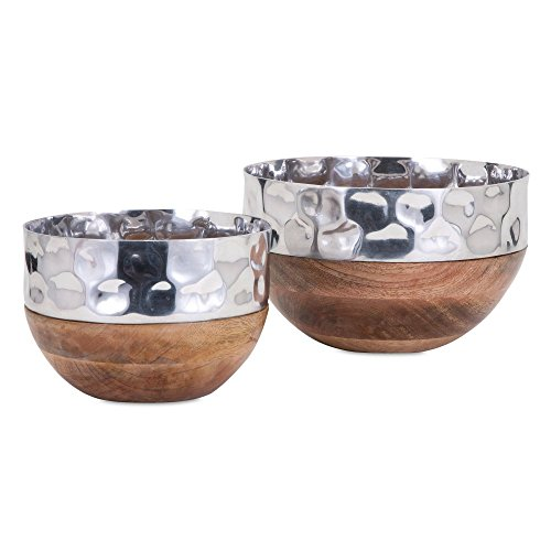 Trisha Yearwood Persimmon Serving Bowls - Set of 2
