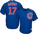 Kris Bryant Chicago Cubs Blue MLB Youth Cool Base Replica Alternate Jersey