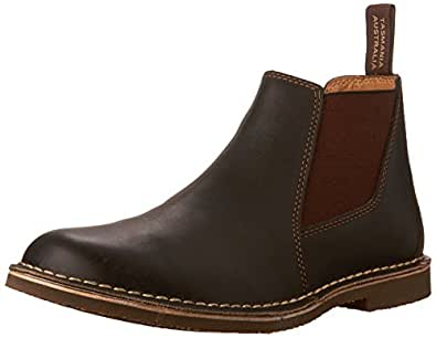 Amazon.com | Blundstone Chelsea Boot 1312, Stout Brown, 5