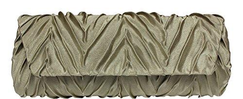 Neue Hand Tasche - Cartera de mano para mujer verde verde 1