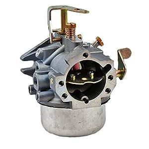 HIFROM carburador Carb Para Kohler K241K30110HP Motor 12HP hierro fundido de motor