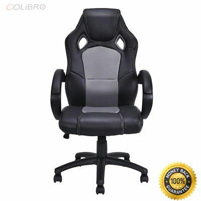 41DxPcpGWKL - COLIBROX-High-Back-Race-Car-Style-Bucket-Seat-Office-Desk-Chair-Gaming-Chair-Gray-New-Color-gray-Load-capacity-550-LBS-Seating-Area-Dimension-20-x20-W-X-D-Height-from-ground-to-Seating-Area