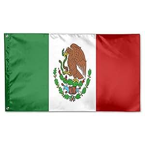 México bandera bandera de Jardín 3'x 5'