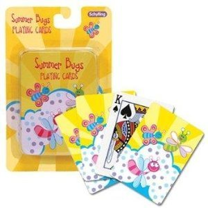 (Schylling Summer Bugs Playing Cards)