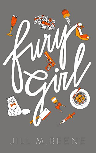 Fury Girl: Elayna Miller, Book Two