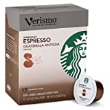 Starbucks Verismo Guatemala Antigua Espresso Pods – 60 Pods