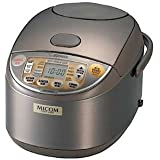 Zojirushi rice cooker overseas 10go/220-230V NS-YMH18 to cook extremely