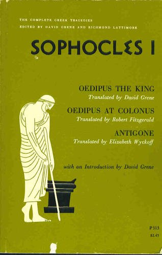 an examination of the novel oedipus the king by sophocles Oedipus - the protagonist of oedipus the king and oedipus at colonus oedipus becomes king of thebes before the action of oedipus the king begins he is renowned for his intelligence and his ability to solve riddles—he saved the city of thebes and was made its king by solving the riddle of the sphinx, the supernatural being that had held.